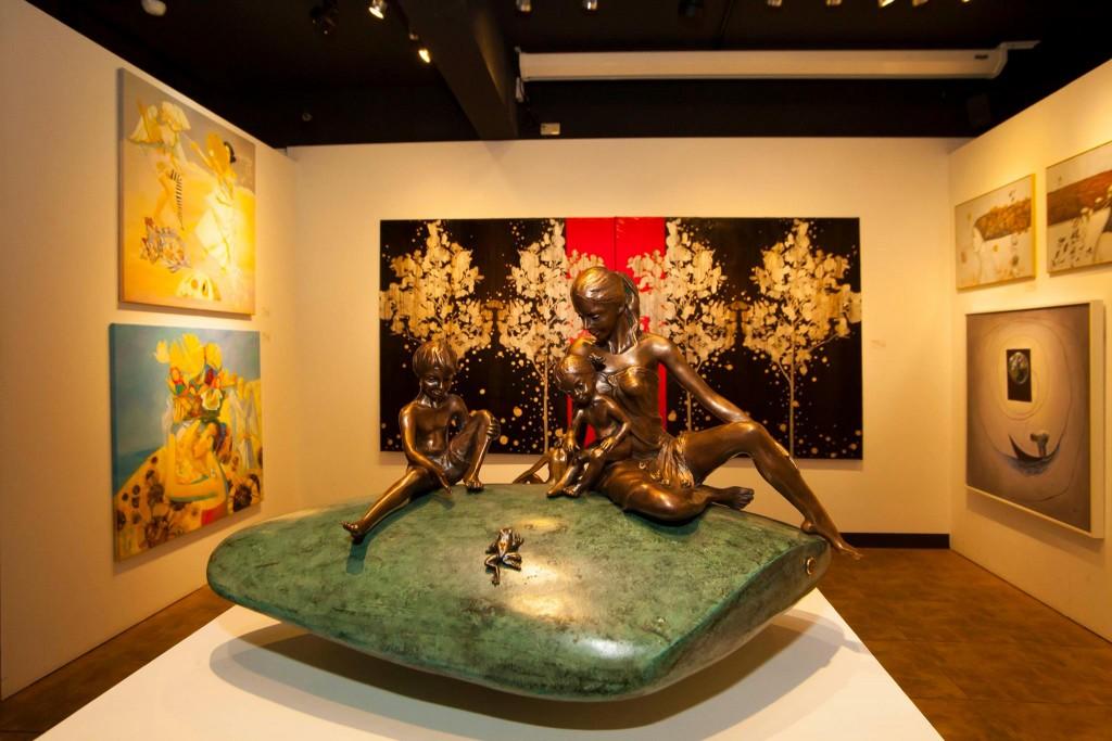 Art Revolution Taipei 2016 Exhibition, Livia Geambasu