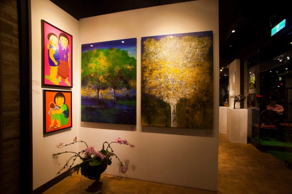 Art Revolution Taipei 2016 Exhibition, Livia Geambasu