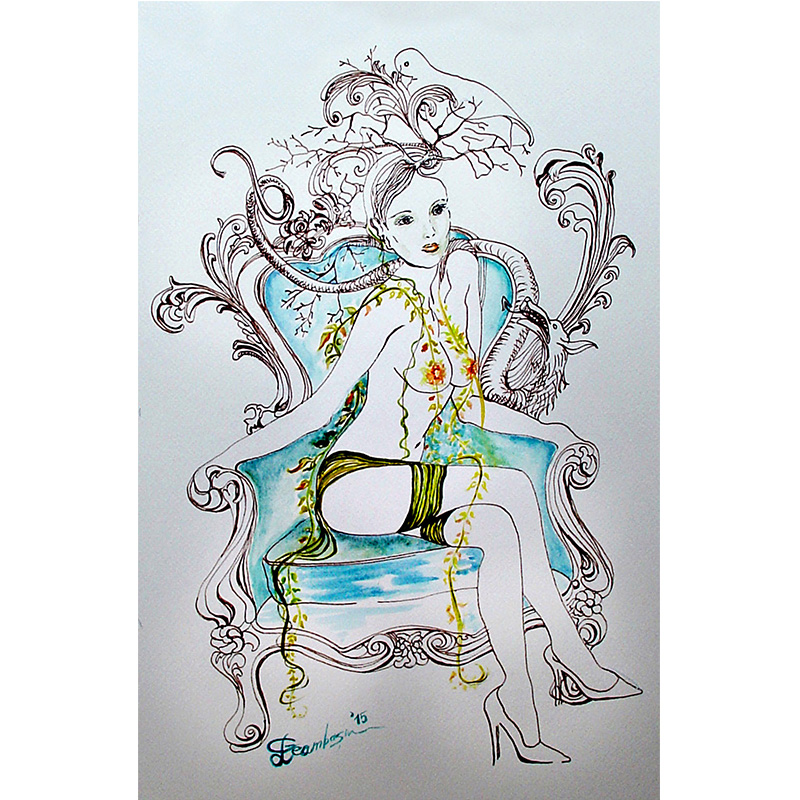 Ink-technique-Thinking-Rococo-by-livia-geambasu