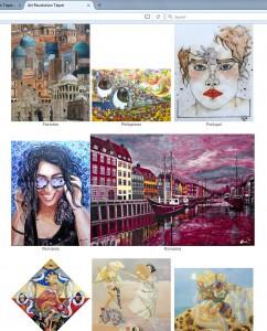 Livia Geambasu - A.R.T. Art Revolution Taipei