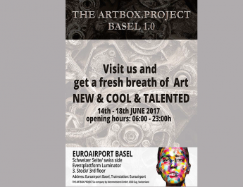 The Artbox.Project Basel 1.0 Exhibition