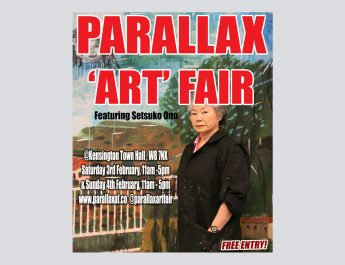 Parallax Art Fair-London