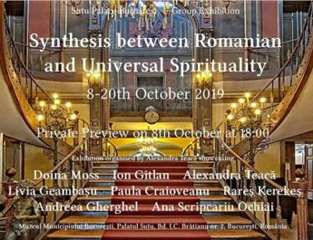 Synthesis between Romanian and Universal Spirituality – Exhibition