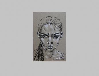 Smoldering-Anger-by-Livia-Geambasu-charcoal