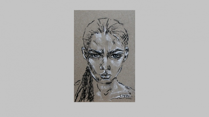 Smoldering-Anger-by-Livia-Geambasu-charcoal