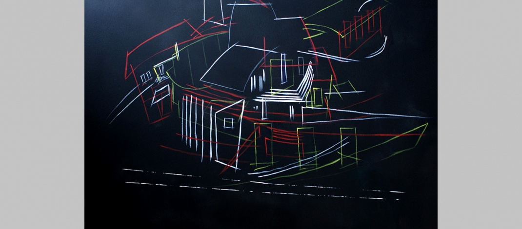 Architectural-80x80cm-acrylic