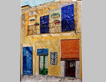 doors-of-malta-acrylic-on-canvas