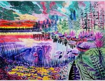 The-Violet-Pond-by-Livia-Geambasu