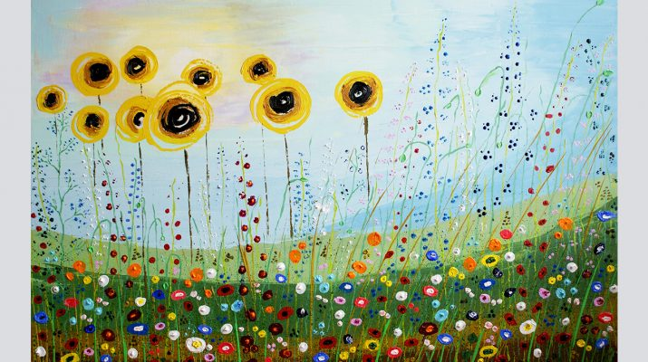 Wild-Flowers-Field-by-Livia-Geambasu